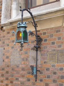 Kültéri lámpa az Elter Kft kínálatában