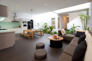 Belváros újépítésű lakás