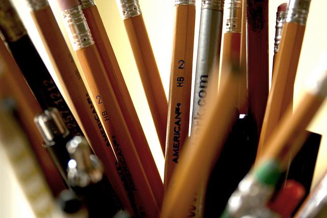 Az írás feltétele a jó minőségű irodaszer