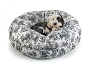 Kényelmes és tetszetős kutyafekhelyek