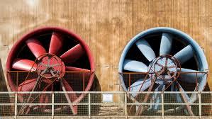 Okosan elhelyezett Blauberg ventilátorok