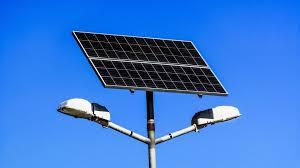 Széles körben használható a napelemes lámpa