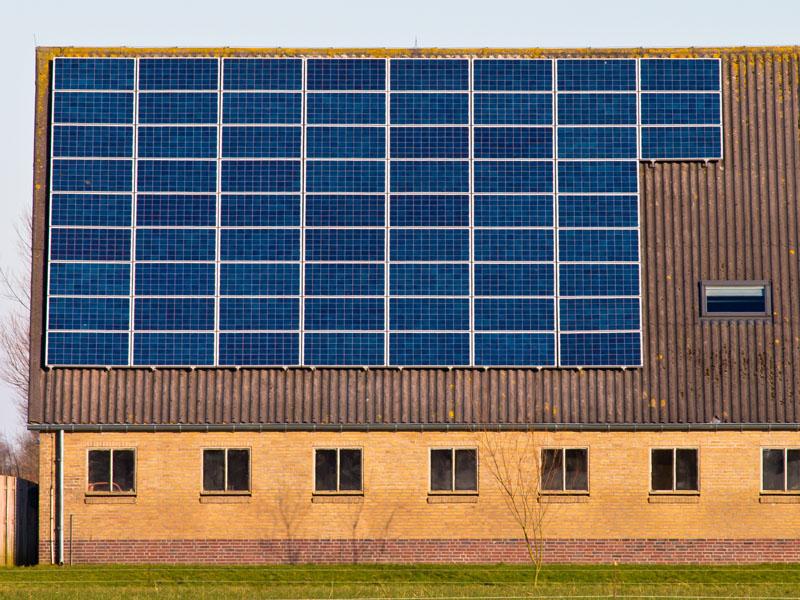 fűtés napelemmel