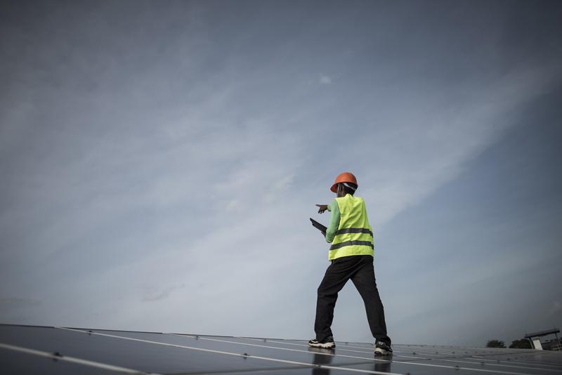 napelem inverter elhelyezése